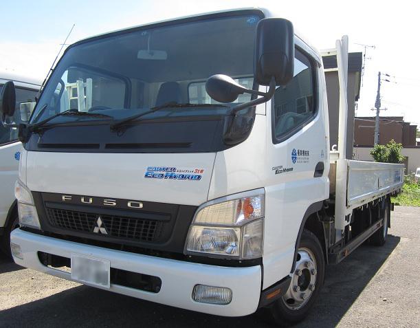 三菱3.0tトラック(ハイブリット)