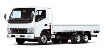 三菱4.0tトラック