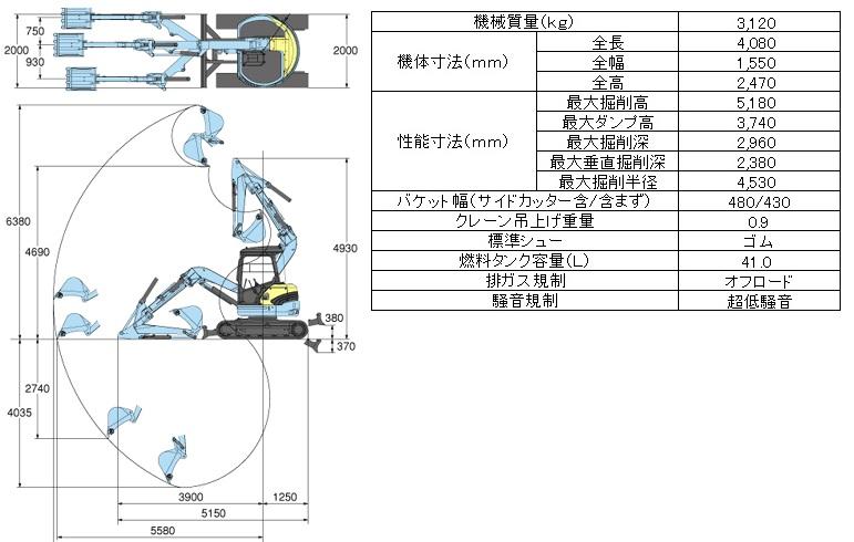 クボタRX-503505