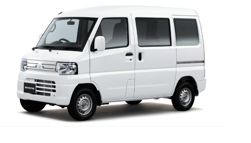 三菱ミニキャブトラック