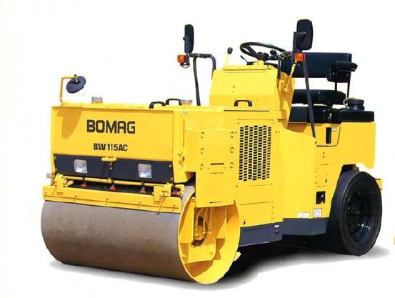 ボーマク 3Tコンバインドローラー