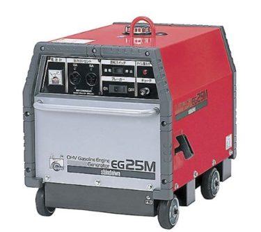 新ダイワ 2.2KVA防音型発電機