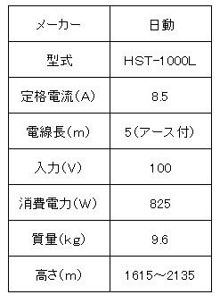 日動三脚型ハロゲンライト