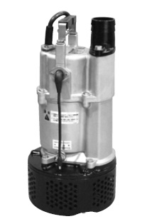 100V2吋静電容量式自動運転ポンプ